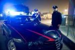 Tentano di rubare delle lastre di arme, coppia arrestata a Partanna