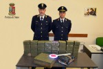 Carico di 52 chili di droga in auto da Trapani a Palermo, 19enne arrestato dopo la fuga