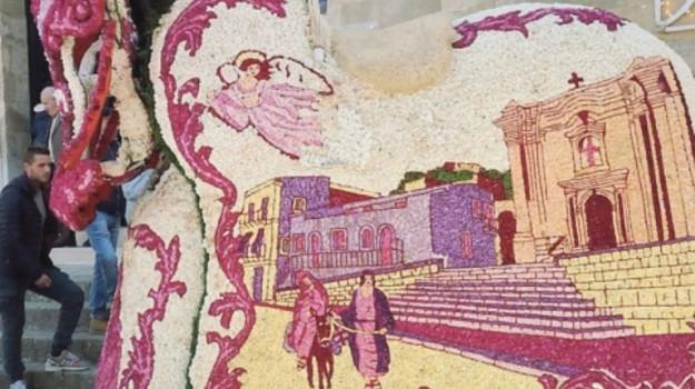 cavalcata, folklore, scicli, Ragusa, Cronaca