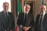 I vertici di Coldiretti Trapani incontrano il prefetto per parlare del territorio