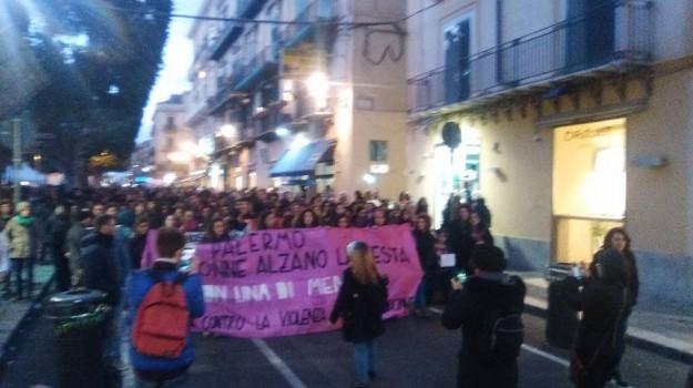 8 marzo, donne, violenza, Palermo, Cronaca