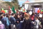 Furti e vandali a scuola, il Cep di Palermo scende in piazza - Le immagini del corteo
