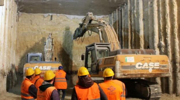 Passante ferroviario di Palermo, la Sis rescinde il contratto: nuovi appalti per completare l'opera