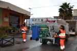 Differenziata a Porto Empedocle in crescita ma anche rifiuti in strada