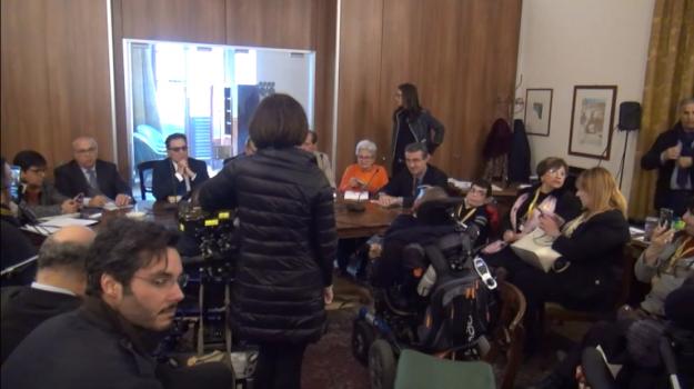 disabili gravi sicilia, piano regione disabili, Baldo Gucciardi, PIF, Rosario Crocetta, Sergio Mattarella, Sicilia, Politica