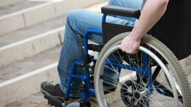 asp, disabili, trapani, Trapani, Cronaca