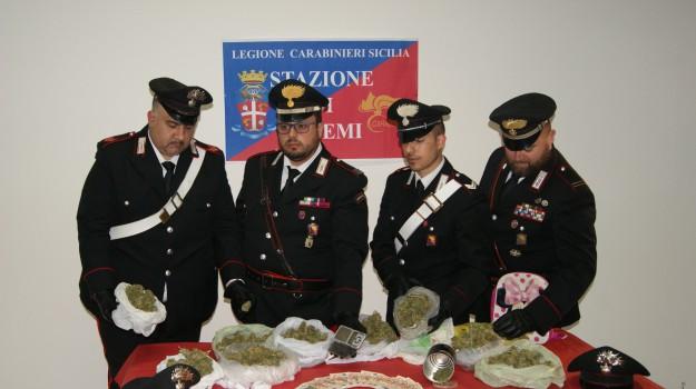 droga salemi, Trapani, Cronaca