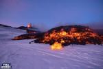 Tre giorni di eruzione sull'Etna - Le spettacolari immagini dal vulcano