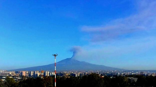 terremoto etna, Catania, Cronaca
