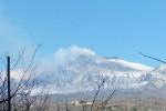 Etna, dopo tre giorni di colate stop all'eruzione