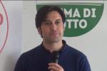 Ferrandelli: non reputo il M5s un avversario, la partita è contro Orlando