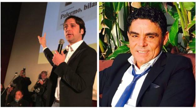 amministrative palermo, comunali palermo, comune di palermo, Fabrizio Ferrandelli, Francesco Benigno, Palermo, Politica