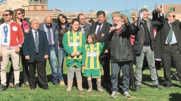 stadio, Enna, Cronaca