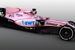 Il rosanero sbarca in Formula Uno e la Force India chiede un parere al Palermo