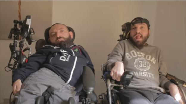 comitato siamo handicappati no cretini, disabili sicilia, emergenza disabili, Nello Musumeci, Sicilia, Politica