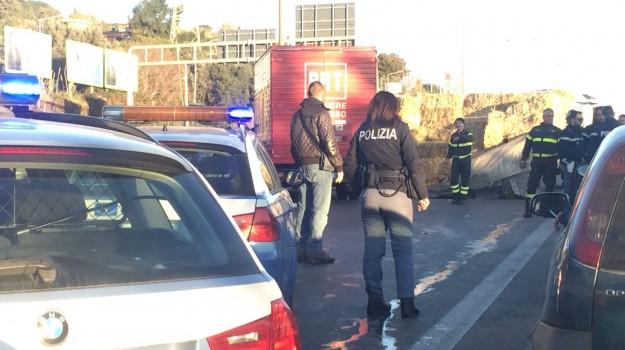 autostrada palermo mazara, incidente autostrada, Palermo, Cronaca