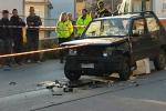 Scontro frontale sulla strada per San Martino: muore un uomo di 67 anni - Video