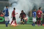 Italia-Albania, 24 marzo 2017 Palermo - Ansa