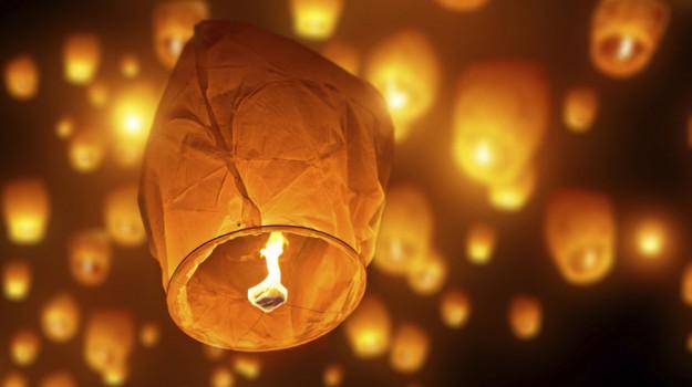 amianto lanterne, lanterne cinesi, ministero salute, Sicilia, Cronaca