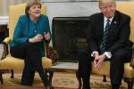 Trump-Merkel, primo incontro: è tensione sui rifugiati
