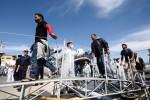 Trapani, la storia di Leila e i 356 immigrati sbarcati al Molo Ronciglio