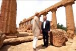 """Montalbano: """"Nella Valle dei Templi sono"""". Il commissario celebra il parco archeologico in un video"""