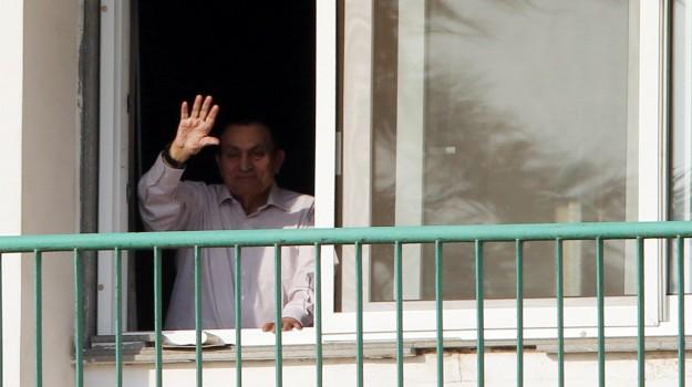 assoluzione, egitto, ex rais, Hosni Mubarak, Sicilia, Mondo