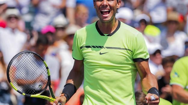 miami open, Tennis, Rafa Nadal, Sicilia, Sport