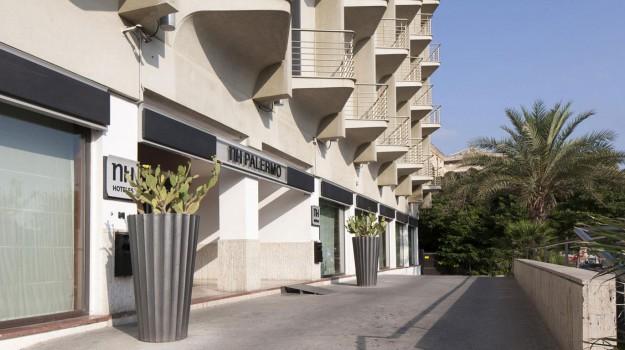 HOTEL, LAVORO, Palermo, Economia