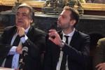 """""""Palermo avrà il nuovo stadio con museo e ristoranti"""", la promessa di Baccaglini a Orlando"""