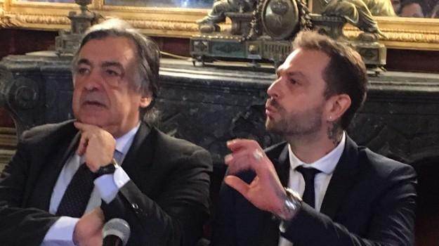 closing palermo, palermo calcio, Leoluca Orlando, Maurizio Zamparini, Paul Baccaglini, Palermo, Qui Palermo