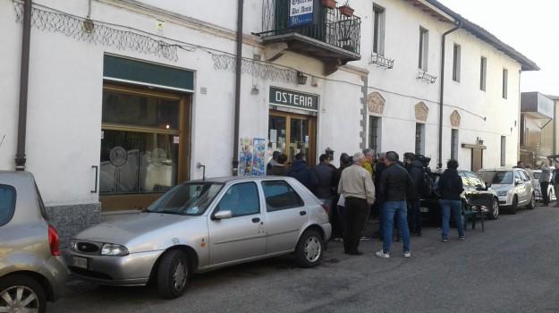 ladro ucciso, ristoratore lodi, Sicilia, Cronaca