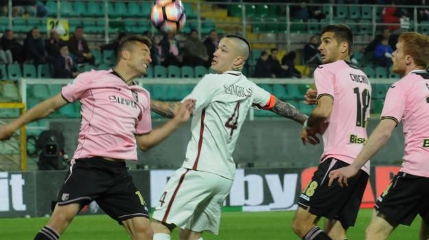 Calcio, Palermo, roma, SERIE A, Palermo, Qui Palermo