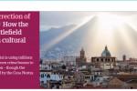 Palermo in home page su The Guardian: la capitale di mafia diventa quella della cultura