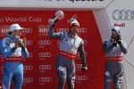 Sci, storico bis per l'azzurro Fill: vince due Coppe del mondo di discesa