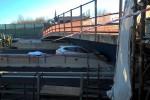 Crolla ponte sulla A14 nelle Marche: auto travolta, morti marito e moglie