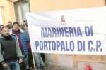 """La protesta dei pescatori di Portopalo di Capo Passero: """"Il governo pensa solo a sanzionarci"""""""