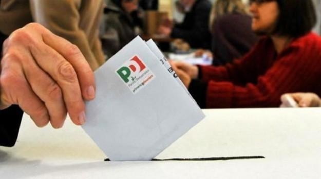 partito democratico, Primarie pd, dario franceschini, Matteo Renzi, Michele Emiliano, Sicilia, Politica