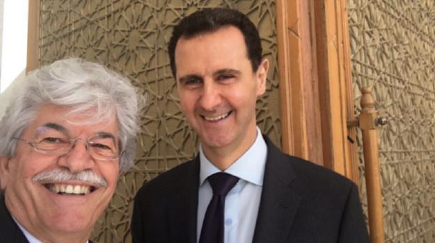 Siria, Antonio Razzi, Bashar al Assad, Selvaggia Lucarelli, Sicilia, Politica