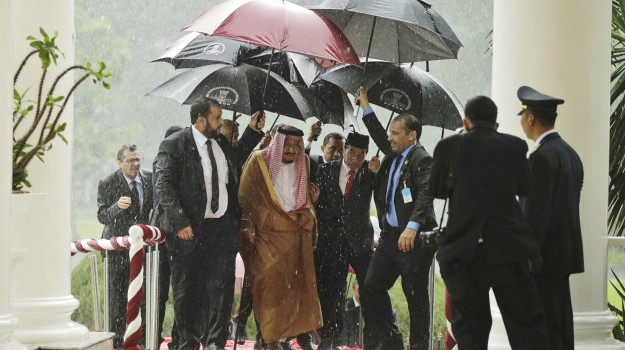 re saudita indonesia, re Salman, Sicilia, Mondo