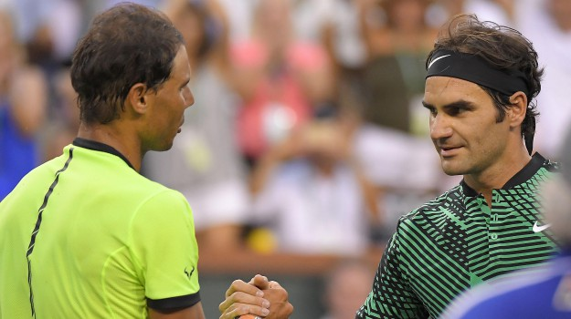 Indian Welles, Tennis, Rafael Nadal, Roger Federer, Sicilia, Sport