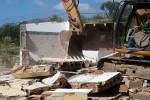 A Licata non si fermano le demolizioni