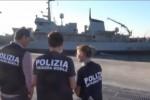 Sbarcati 516 migranti a Pozzallo, fermati 4 presunti scafisti