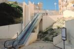 """Salemi, le scale """"immobili"""": da 10 anni di aspetta l'attivazione"""
