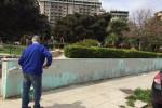 Cancellate le scritte contro don Ciotti a Palermo