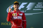 Formula Uno, alba rossa in Australia: trionfa Vettel