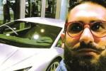 Il tragico incidente a Vittoria, l'addio al motociclista