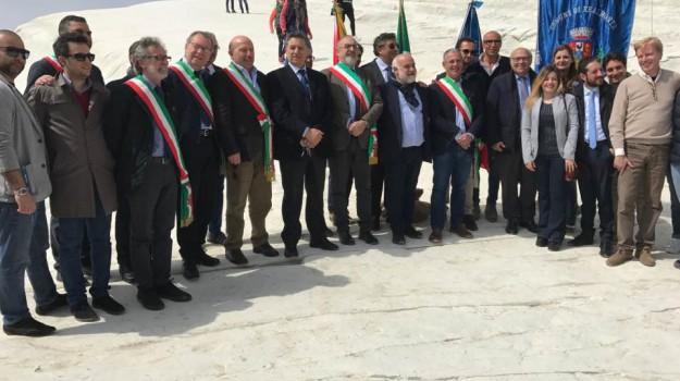 scala dei turchi, sindaci, TICKET, Agrigento, Cronaca