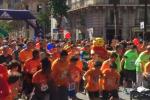 """""""Corri StraPapà"""", ecco la maratona dei bimbi a Palermo"""