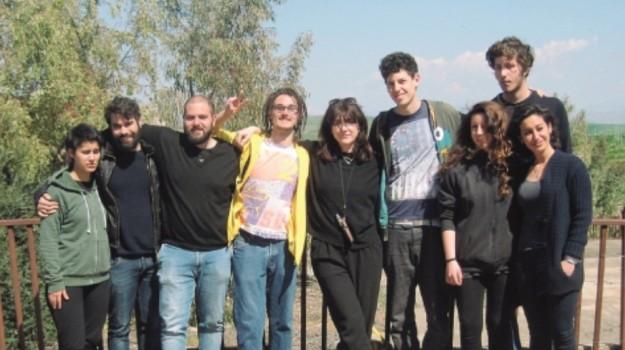 firenze, Gibellina, studenti, Trapani, Cronaca